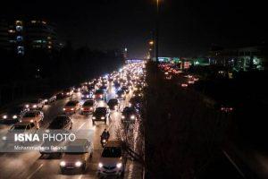آخرین وضعیت اجرای محدودیتهای ترافیکی کرونا/ منع تردد شبانه همچنان در سراسر کشور