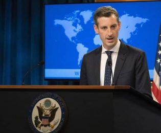 ند پرایس: مذاکرات وین باید از همان نقطه پایان دور ششم آغاز شود/ تحریمها فعلا باقی میماند